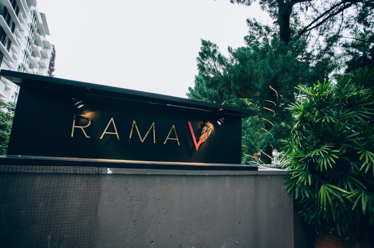 Rama-V-Wedding