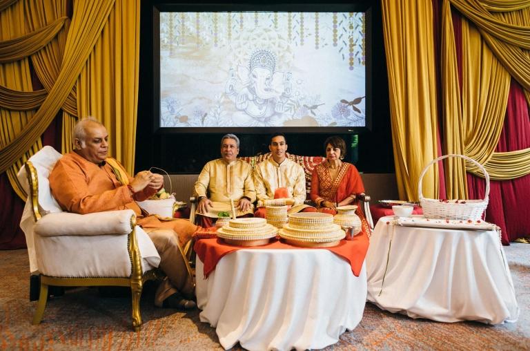 wedding at EQ Kuala Lumpur