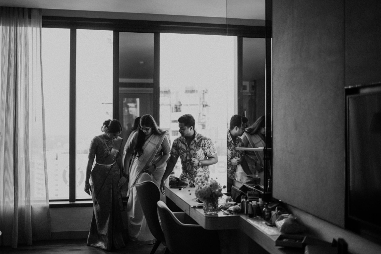 Mayalee wedding ceremony