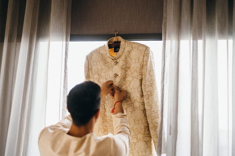 Sabyasachi groom attire