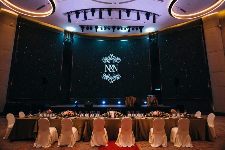 EQ Hotel wedding
