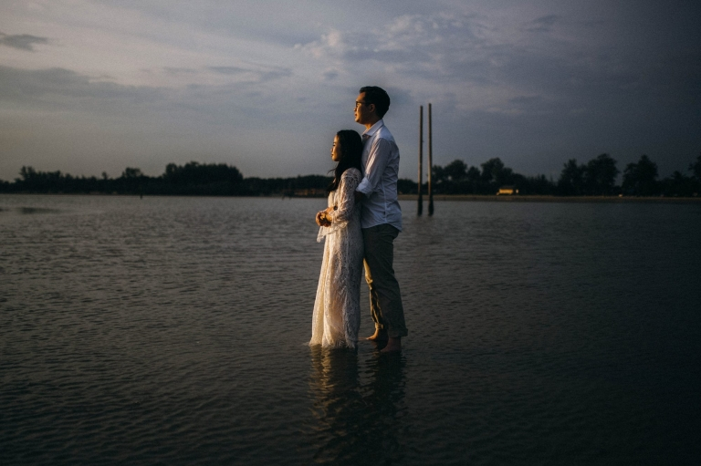 pre-wedding promo